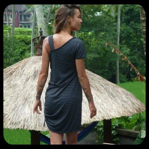 String Tunic - Back